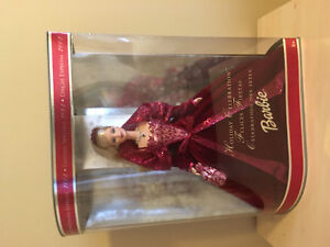 Collectible Holiday Barbies Kitchener / Waterloo Kitchener Area image 5