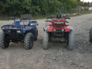 1990 honda fourtrax 350 2000 obo with ownership