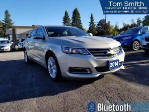 2014 Chevrolet Impala LT  - Bluetooth -  SiriusXM - $129.81 B/W