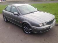2003/52 Jaguar X-TYPE 2.5 V6 Sport- FSH - New MOT - 2 Keys - Only 79000 Miles