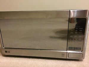 Moving Sale! Brand New LG Microwave
