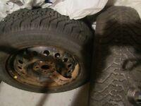 Pneus/roues 185/65R15 Corolla