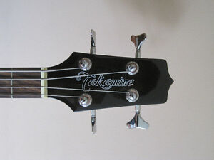 Takamine acoustic / electric Bass guitar Cambridge Kitchener Area image 2
