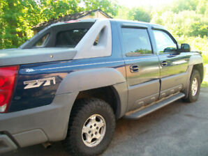 2002 Chevy Avalanche Pick-up