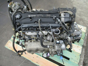 Honda Accord Engine 2.3L Engine Odyssey F23a Vtec