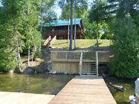 Summer cottage rental in Elliot Lake
