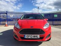 FORD FIESTA 1.5 5DR DIESEL £0 ROAD TAX ONLY 17000 MILEAGE