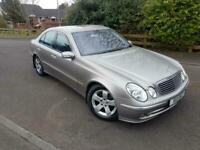 Mercedes-Benz, E CLASS, Saloon, 2006,Automatic,Diesel. 2987 (cc}.sl.ml.amg.bmw.320d.530d.x5.x3.lexus