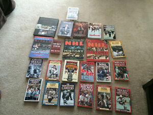 23 Hockey Books