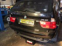 BMW X5 2003 Petrol/LPG - clean interior 110k Milage