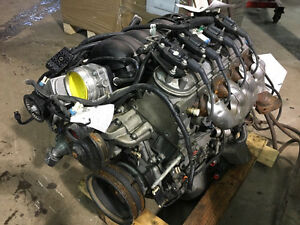 2010 Chevrolet Camaro SS Engine LS3 Corvette Motor LS Swap 425hp