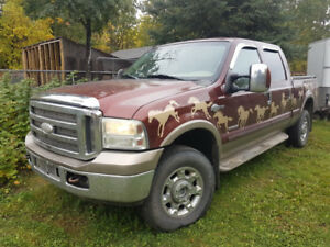 2005 Ford F-350 King Ranch Diesel