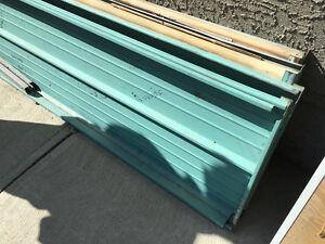 Steel Garage Doors - 16'