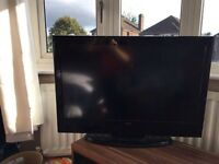 "32"" full HD flat screen TV - excellent condition hardly used"