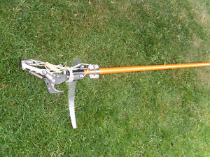 Tree Lopper, includes saw blade, 6 ft. long, like new