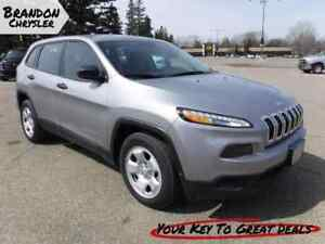 2017 Jeep Cherokee Sport - Air Conditioning, Dual Power Remote M