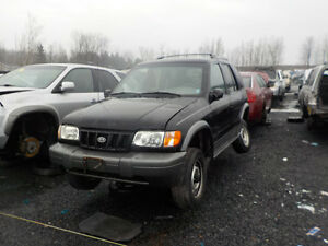 2002 Kia Sportage Now Available At Kenny U-Pull Cornwall