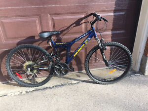 18 Speed - Mountain Bike