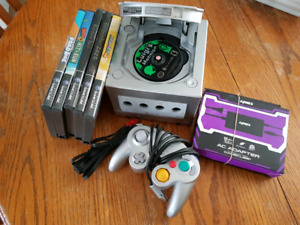 Gamecube and games to sell - split