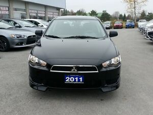 2011 Mitsubishi Lancer Sportback ES Peterborough Peterborough Area image 8