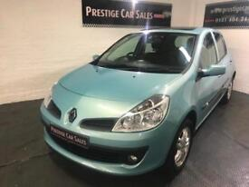Renault Clio 1.5dCi 68 Expression,£30 road tax,panoramic electric sunroof