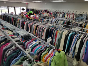 Clothing Business Sale