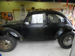 1972 Super VW Beetle