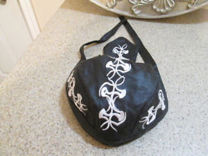 Leather Head Gear One Size