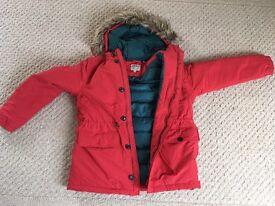 Jack Wills down puffer jacket