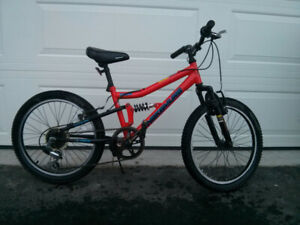 "Boy's/girl's 20"" bike for sale"