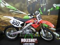 Honda CR 250 Motocross Bike (2 stroke)
