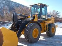 2008 624J wheel loader