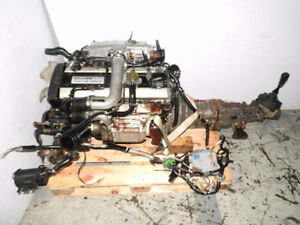 JDM NISSAN RB20DET 5MT ENGINE SWAP R32 A31 C33 SKYLINE CEFIRO LA