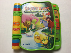 Vetch Letter Book Where's my Little Duckling?