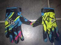 Fox Mx gloves