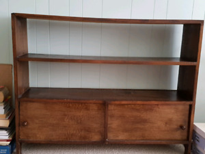 Wooden Stand with Shelves - $50 OBO