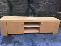 TV stand good as new (John Lewis)