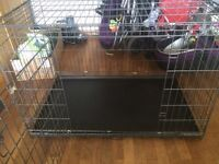 Large dog crate/ cage
