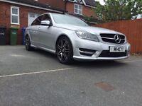 Mercedes C250 Amg sport plus C63