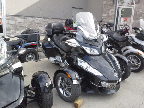 Used 2011 Can-Am Spyder