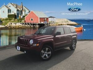 2016 Jeep Patriot Sport  - Sunroof -  Leather Seats