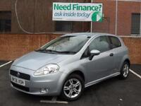 Fiat Grande Punto 1.4 Sport - 1 Years MOT, 1 YEARS AA COVER - FINAL REDUCTION!!!