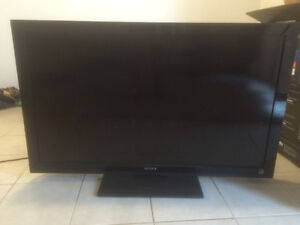 Flat screen Sony Bravia