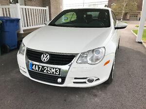 2010 Volkswagen Eos Cabriolet
