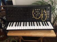 KORG MS-20 Mini - analogue synthesizer
