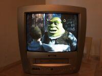 """Goodmans 14"""" TV/Video Combi"""