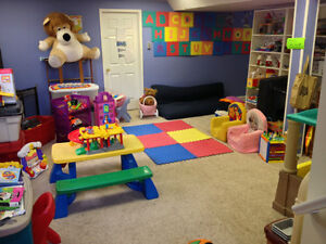 CERTIFIED CHILD CARE PROVIDER SHERWOOD PARK SPOTS AVAILABLE Strathcona County Edmonton Area image 5