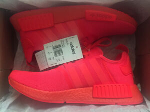 DS NMD_R1 Solar Red