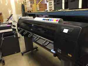 """HP Z6100 60"""" Wideformat Colour Printing System"""