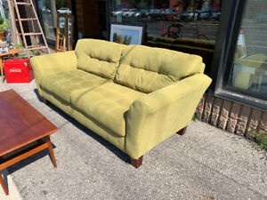 Sofa couch chesterfield